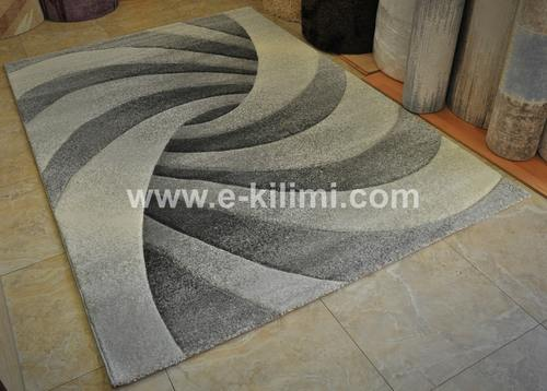 Килим Dream carving 8478 grey